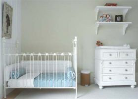 Bebês requerem casa organizada! Berçário e Sala de Jogos Casa e Jardim  organizar organização